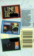 Hyperbowl ZX Spectrum Back Cover