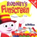 Rodney's Funscreen DOS Front Cover