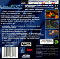 A Sound of Thunder Game Boy Advance Back Cover