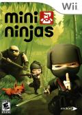 Mini Ninjas Wii Front Cover