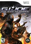 G.I. Joe: The Rise of Cobra Wii Front Cover