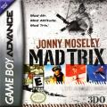 Jonny Moseley Mad Trix Game Boy Advance Front Cover