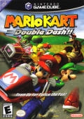 Mario Kart: Double Dash!! GameCube Front Cover