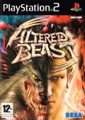 Altered Beast PlayStation 2 Front Cover