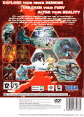 Altered Beast PlayStation 2 Back Cover
