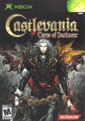 Castlevania: Curse of Darkness Xbox Front Cover