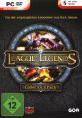 League of Legends (Collector's Pack) Windows Front Cover