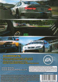 Need for Speed: SHIFT Windows Back Cover