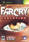 Far Cry: Instincts - Evolution Xbox Front Cover