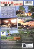 Far Cry: Instincts - Evolution Xbox Back Cover