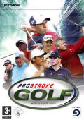 ProStroke Golf: World Tour 2007 Windows Front Cover