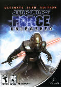 Star Wars: The Force Unleashed (Ultimate Sith Edition) Windows Other Keep Case - Front