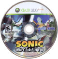 Sonic Unleashed Xbox 360 Media