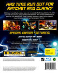Ratchet & Clank: A Crack in Time (Collector's Edition) PlayStation 3 Back Cover