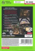 Medal of Honor: Pacific Assault Windows Back Cover