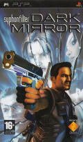 Syphon Filter: Dark Mirror PSP Front Cover