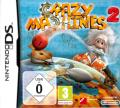 Crazy Machines 2 Nintendo DS Front Cover