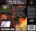 Army Men: Green Rogue PlayStation Back Cover