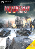 Panzerfront: Barbarossa 1941-1945 Windows Front Cover