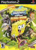 SpongeBob SquarePants Featuring Nicktoons: Globs of Doom PlayStation 2 Front Cover
