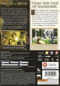 BioShock & The Elder Scrolls IV: Oblivion Bundle Windows Back Cover