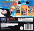 Bleach: The Blade of Fate Nintendo DS Back Cover