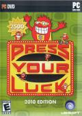 Press Your Luck: 2010 Edition Windows Front Cover