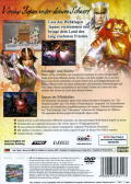 Samurai Warriors 2: Empires PlayStation 2 Back Cover