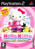 Hello Kitty: Roller Rescue PlayStation 2 Front Cover