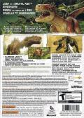 Jurassic: The Hunted Xbox 360 Back Cover