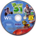 Planet 51: The Game Wii Media