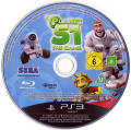 Planet 51: The Game PlayStation 3 Media