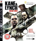 Kane & Lynch: Dead Men PlayStation 3 Front Cover