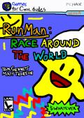 RunMan: Race Around the World Windows Front Cover