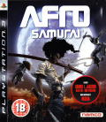 Afro Samurai PlayStation 3 Front Cover