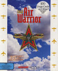 Air Warrior DOS Front Cover