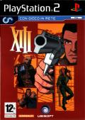 XIII PlayStation 2 Front Cover