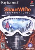 Shaun White Snowboarding: Road Trip PlayStation 2 Front Cover