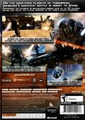 Section 8 Xbox 360 Back Cover