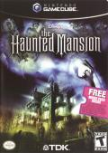 Disney's The Haunted Mansion GameCube Front Cover