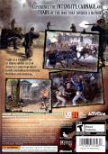 The History Channel: Civil War - A Nation Divided Xbox 360 Back Cover