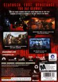 Beowulf: The Game Xbox 360 Back Cover