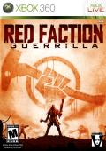Red Faction: Guerrilla Xbox 360 Front Cover