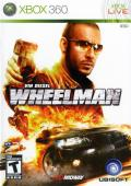 Wheelman Xbox 360 Front Cover