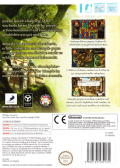 Puzzle Quest: Challenge of the Warlords Wii Back Cover