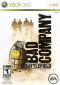 Battlefield: Bad Company Xbox 360 Front Cover