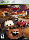 Disney•Pixar Cars: Mater-National Championship Xbox 360 Front Cover