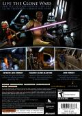 Star Wars: The Clone Wars - Republic Heroes Xbox 360 Back Cover