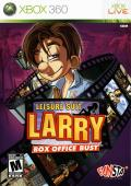 Leisure Suit Larry: Box Office Bust Xbox 360 Front Cover