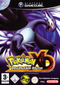 Pokémon XD: Gale of Darkness GameCube Front Cover